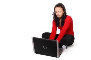 חיפוש עבודה דרך האינטרנט