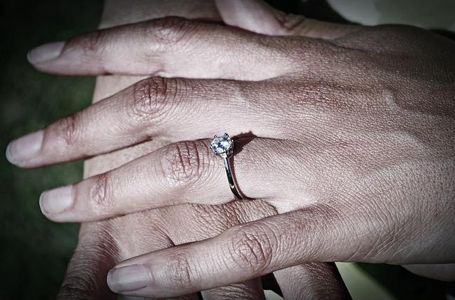 דגשים לבחירת טבעת יהלום