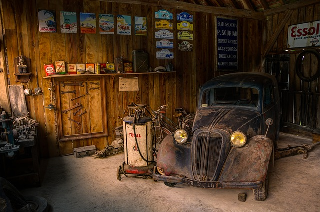 מכוניות לפירוק – פסולת או מקור הכנסה