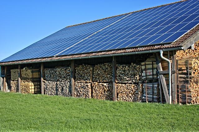 נפלאותיה של אנרגיה סולארית