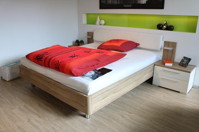 עיצוב חדר השינה – הפריטים הכי חשובים בכל חדר שינה