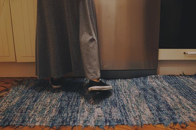 איך שטיח למטבח יכול להועיל לכם?